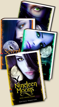Cover Sixteen Moons