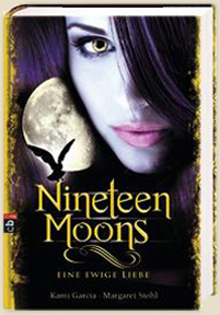 Cover Nineteen Moons