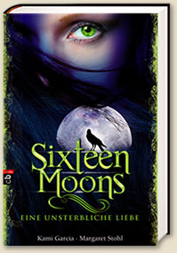 Cover Sixteeen Moons